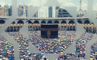 Photo: Daily individual consumption of data during Hajj season exceeded global average by 95%: ITU