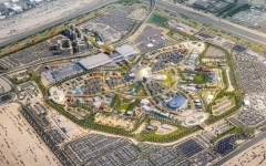 Photo: Expo 2020 Dubai to receive the world in 430 days
