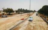 Photo: Works begin on Dh183m roundabout development in Al Ain