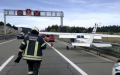 Photo: Small plane makes emergency highway landing in Croatia