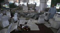Photo: UN condemns attack targeting civilians at Kabul wedding