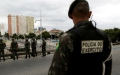Photo: Brazil bus hijacker shot by police