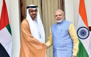Photo: Order of Zayed of special significance: Indian official