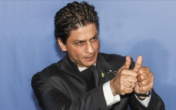 Photo: Shah Rukh Khan wants 25 years more in Bollywood