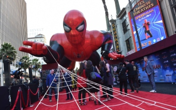 Photo: Spider-Man's Marvel future in peril as Sony deal breaks down