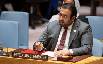 Photo: UAE categorically rejects allegations on its stance towards Aden developments
