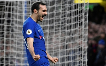 Photo: Chelsea defender Zappacosta completes Roma loan move