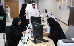 Photo: 555 applications received for FNC elections, including 200 by women