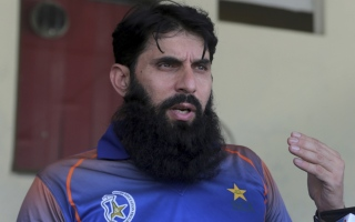 Photo: Misbah emerges as front-runner for Pakistan cricket coach