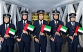 Photo: Emirati women first officers spread their wings to five continents