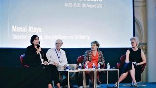 Photo: Sharjah's flourishing art scene presented to Singapore