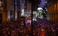 Photo: Hong Kong police ban mass protest over safety fears