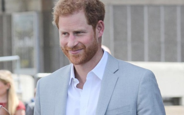 Photo: Prince Harry's new TV series to focus on people 'fighting back from darkest places'