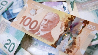 Photo: Canadian man's $60m secret win