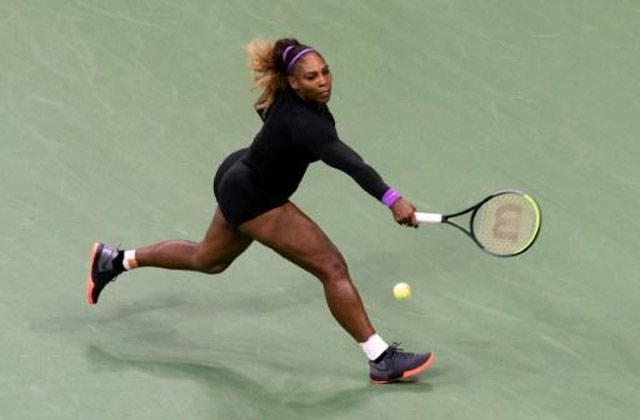 Ruthless Serena earns 100th US Open win to reach semi-finals