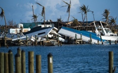 Photo: After Hurricane Dorian, 2,500 people still missing in the Bahamas