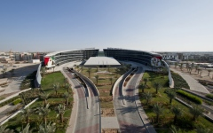 Photo: UAEU ranks first in UAE, best 301-350 universities worldwide