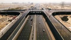 Photo: RTA opens Al Yalayis, Al Asayel Streets Improvement Project