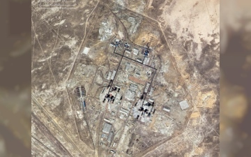 Photo: KhalifaSat captures high-resolution image of Baikonur Cosmodrome