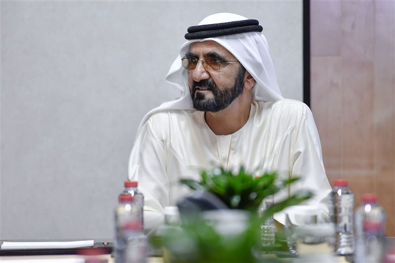 Photo: Mohammed bin Rashid issues Law on Dubai Real Estate Regulatory Authority