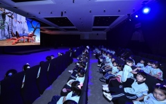 Photo: 7th Sharjah International Film Festival for Children and Youth kicks-off this October