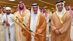 Photo: Mansour bin Zayed attends closing ceremony of Mohamed bin Salman Camel Festival
