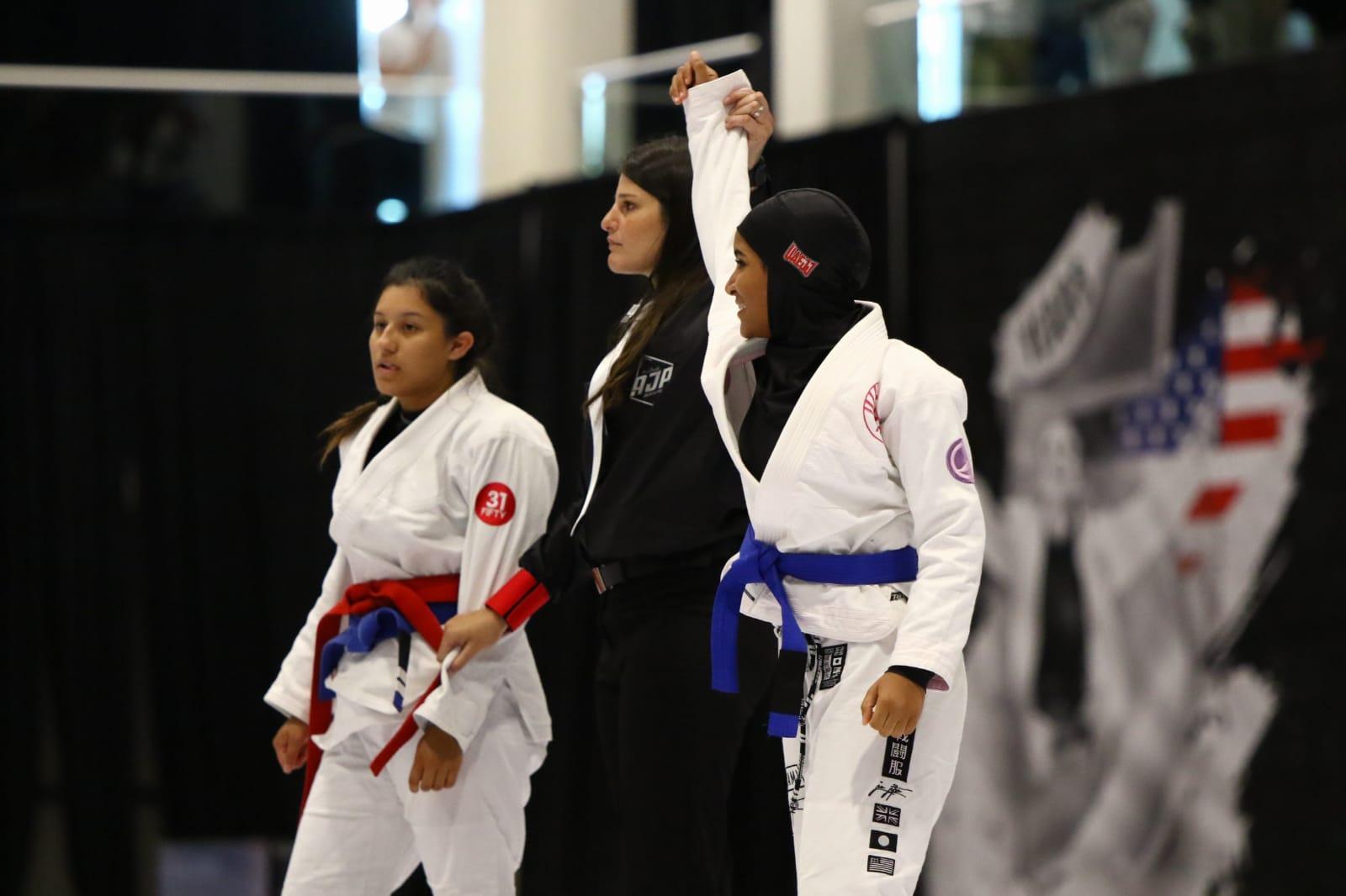 UAE wins 43 jiu-jitsu medals in Los Angeles