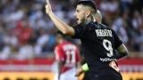 Photo: Marseille stun struggling Monaco with dramatic fightback