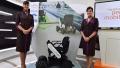 Photo: Abu Dhabi International Airport begins trials of autonomous wheelchairs