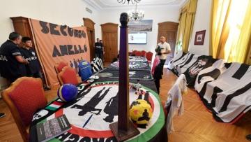 Photo: Juventus 'ultra' fan leaders arrested in tickets probe