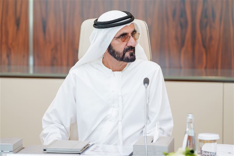 Photo: Mohammed bin Rashid issues Law on 'Erada Centre for Treatment and Rehab'