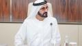 Photo: Mohammed bin Rashid issues Decree on advertising regulations in Dubai