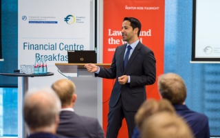Photo: DIFC strengthens partnerships with European financial centres