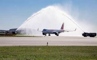 Photo: Air Arabia now offers direct flights between Sharjah and Vienna