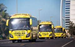 Photo: Emirates Transport to provide 630 school buses in Dubai, Sharjah