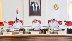 Photo: Mansour bin Zayed chairs Mubadala's Executive Committee meeting