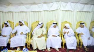 Photo: Umm Al Qaiwain Ruler offers condolences on death of Mohammed Saeed Amin