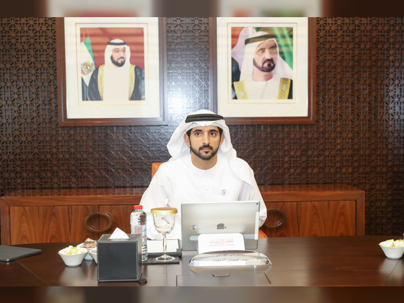 Photo: Dubai Investment Week to boost investor confidence: Hamdan bin Mohammed