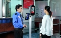 Photo: Emirates first in biometric boarding application