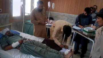 Photo: Bus crash kills 22 in northwest Pakistan, after brakes fail