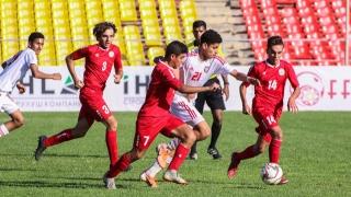 Photo: UAE beat Lebanon 4-1 in 2020 AFC U16 Championship qualifiers