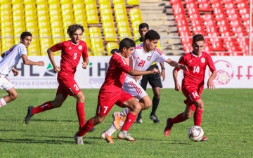 Photo: UAE beat Lebanon 4-1 in 2020 AFC U16 Championship qualifiers