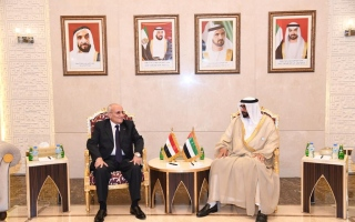 Photo: UAE, Egypt boost defence ties