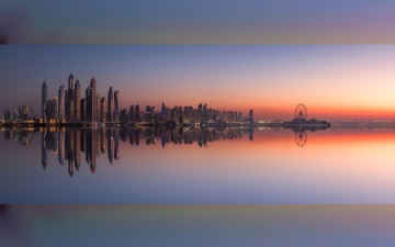Photo: Dubai soars to number eight amongst global financial powerhouses