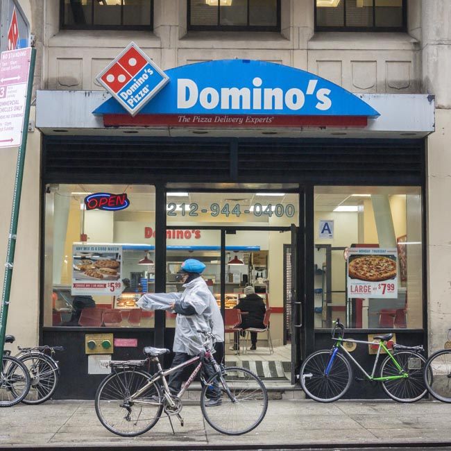 Domino's hiring garlic bread taster