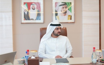 Photo: Maktoum bin Mohammed suspends eviction judgments in residential-cum-commercial facilities in Dubai