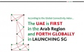 Photo: UAE first in Arab region and fourth globally in launching 5G