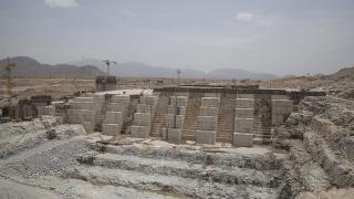 Photo: Egypt says talks over Ethiopia's Nile dam deadlocked, calls for mediation