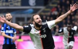 Photo: Higuain winner beats Inter to put Juventus top