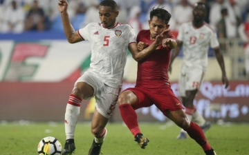 Photo: UAE thrash Indonesia 5-0 in Asian qualifiers for 2022 FIFA World Cup